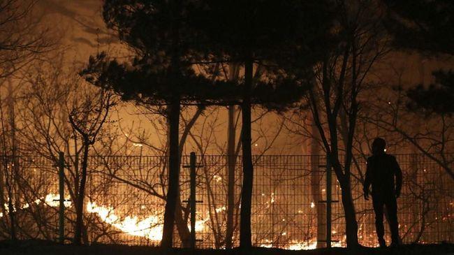 Kemlu Pastikan Tak Ada WNI Jadi Korban Kebakaran di Korsel