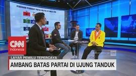 VIDEO: Ambang Batas Partai di Ujung Tanduk (3/3)