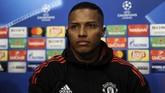 Antonio Valencia mungkin menjadi satu-satunya pemain yang pasti meninggalkan Manchester United. Mantan kapten Man United itu tidak mendapat perpanjangan kontrak dari manajemen klub. (Cristina Quicler / AFP)