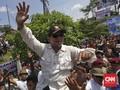 Kampanye Akbar Prabowo di GBK, Polisi Rekayasa Lalu Lintas