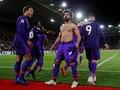 Gol ke-50 Salah Geser City dari Puncak Klasemen Liga Inggris