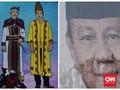 FOTO: Riuh Kampanye Jokowi di Asahan, Prabowo di Ciamis