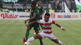 Jadwal Siaran Langsung Liga 1: Madura United vs Borneo FC