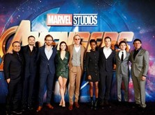 Gila, Penjualan Tiket Avengers Setara 8 Film Box Office!