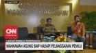 VIDEO: Mahkamah Agung Siap Hadapi Pelanggaran Pemilu