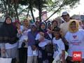 Kampanye Prabowo, Orang Tua Tak Paham Larangan Bawa Anak