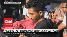 VIDEO: Warga Ditembak OTK Sepulang Dari Sholat Jumat, 1 Tewas