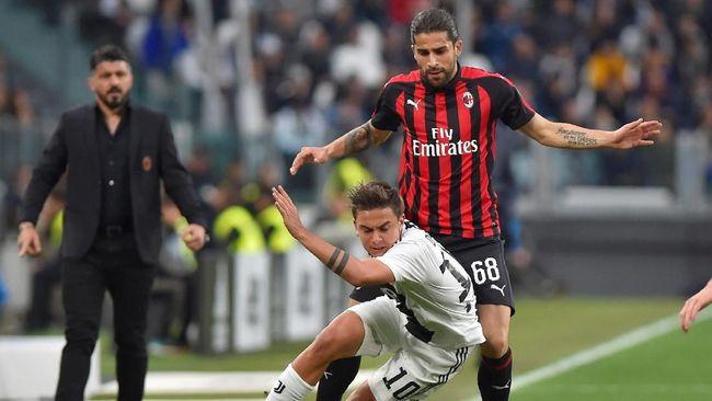 7 Fakta Menarik Kemenangan Juventus atas AC Milan
