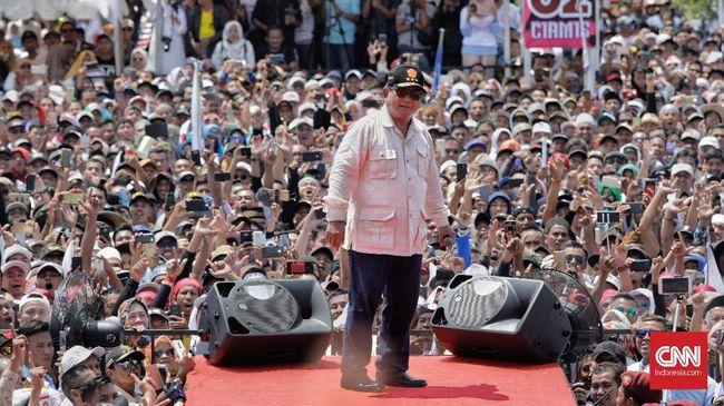 Prabowo Waspadai Pemilih 'Hantu dan Tuyul' di Jawa Barat