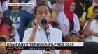 VIDEO: Jokowi Targetkan 70 Persen Suara di Kabupaten Asahan