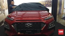 Hyundai Kona Tantang Honda HR-V, Siap Meluncur di IIMS 2019