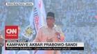 VIDEO: Pidato Berapi-Api Prabowo di Kampanye Akbar GBK (2/2)