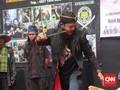 Debus Banten Warnai Kampanye Jokowi-Ma'ruf di Tangerang
