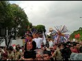 VIDEO: Jokowi-Ma'ruf Parade Karnaval Pakai Kereta Kencana