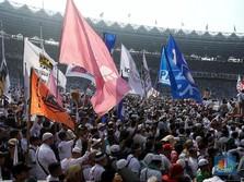 Prabowo: Pertumbuhan Ekonomi 5%, Ndasmu!