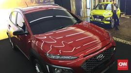 Hyundai Indonesia Tidak Bermasalah dengan Nama SUV Kona