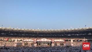 Prabowo-Sandi Kampanye, #akalsehatputihkangbk Menggema