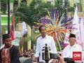 Kampanye Bareng Jokowi, Ma'ruf Doakan Indonesia Tidak Punah