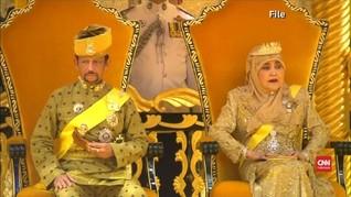 VIDEO: Protes Hukum Syariah, Massa Boikot Bisnis Brunei
