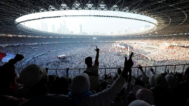 Rizieq Serukan Jihad TPS untuk Kawal Suara Prabowo-Sandi