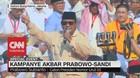 VIDEO - Prabowo: Bung, Rakyat Butuh Pekerjaan Bukan Kartu!