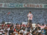 Kampanye Terakhir, Sandi: Awasi TPS agar Tak Ada Kecurangan