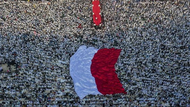 Demokrat: SBY Tak Setuju 'Putihkan GBK' di Kampanye Prabowo