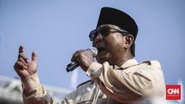 BPN Sebut Prabowo Gebrak Meja Marah dengan Kondisi Indonesia