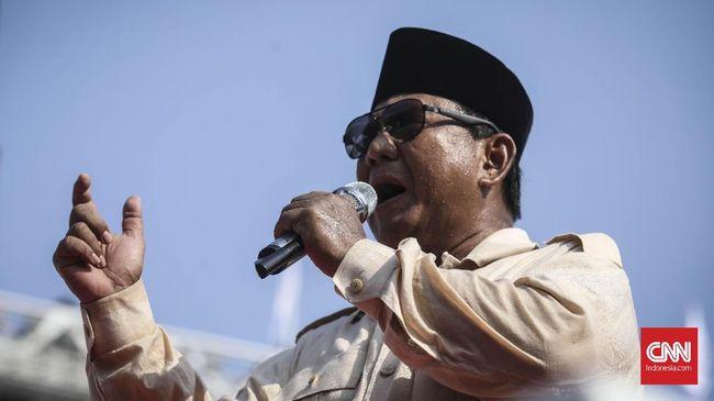 Jelang Kampanye di DIY, Prabowo Sowan ke Sultan HB X