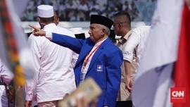 Ricuh Jakarta, Netizen Gaungkan #TangkapAmienRais