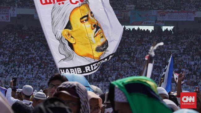Prabowo Tinggalkan Orasi Rizieq, Kubu 02 Klaim Sesuai Jadwal