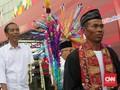 Jokowi: Pesta Demokrasi Enggak Boleh Ada yang Marah-marah