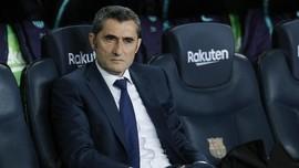 Pemain Barcelona Mulai Tak Percaya Valverde