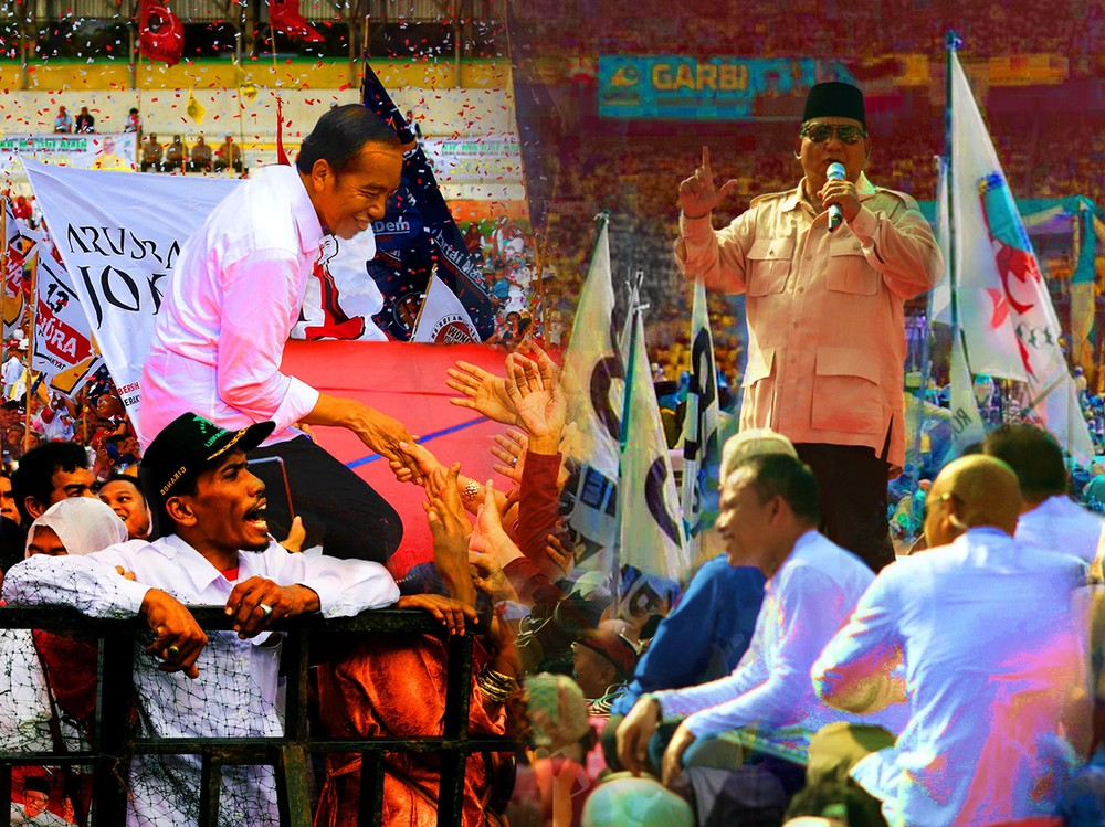 Kampanye Akbar Prabowo-Sandiaga