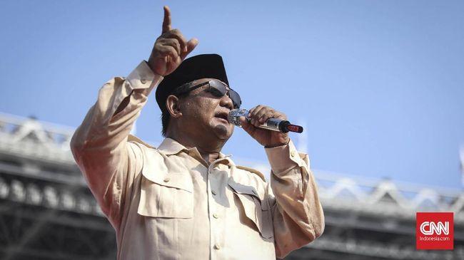 Polisi Terapkan Pengamanan Maksimal Kampanye Prabowo di DIY