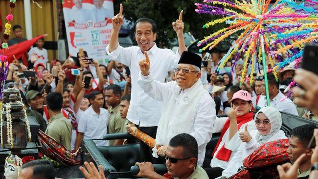 Kubu Jokowi Klaim Bisa Kalahkan Jumlah Massa Prabowo di GBK
