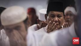 Asa Prabowo Salip Jokowi di Tikungan Akhir Pilpres 2019