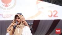 Neno Warisman: Kita Akan Berjuang Hingga Titik Penghabisan