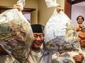 Sandiaga Uno Angkut Dua Karung Uang Usai Kampanye di Medan