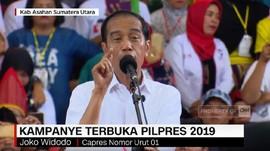 VIDEO: Jokowi Janji Bangun Jembatan Dari Batam ke Bintan