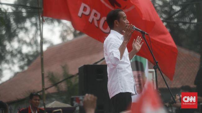 Jokowi soal Pilpres Dituding Curang: Jangan Cuma Ngomong