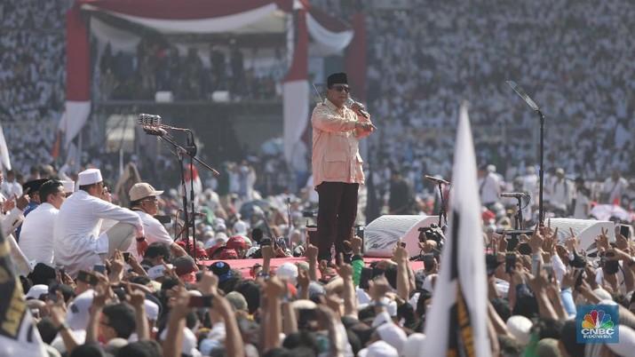 Benarkah Prabowo Tiru Cara Donald Trump di Pemilu AS?