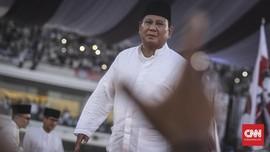 Prabowo: Kadang-kadang Pemimpin Harus Marah