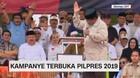 VIDEO: Aksi Prabowo Gebrak Meja Saat Kampanye Terbuka