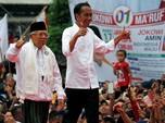 Totalnya Rp 61,9 M, Ini Rincian Harta Kekayaan Jokowi-Ma'ruf