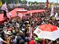 Klaim Tak Lupakan NTT, Jokowi Yakin Raup Suara 80 Persen