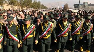 Parlemen Iran Sahkan UU Sebut Militer AS di Timteng Teroris