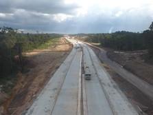 Siap-siap, Tol Pertama di Kalimantan Bisa Dipakai Mudik!