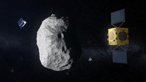 China Bersiap Mulai Misi Eksplorasi Asteroid