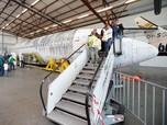 Pernah Dibajak Teroris, Pesawat Ini Bikin Penasaran Turis